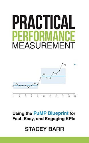 Practical Performance Measurement: Using the PuMP Blueprint for Fast, Easy and Engaging KPIs, by Stacey Barr