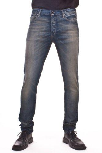 Polo Ralph Lauren men's Jeans Washed blue 4836376LWH, Größe:W32/L34