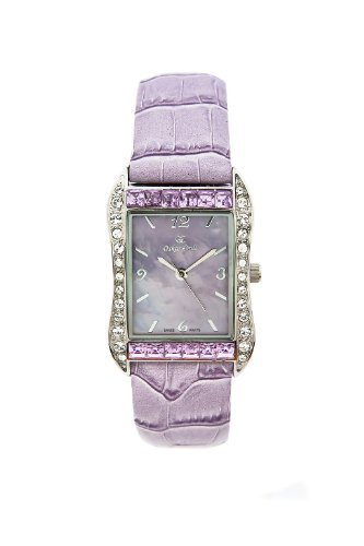 Oskar Emil Montre bracelet Femme, Cuir