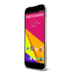 BLU Studio 6.0 HD Smartphone - GSM Unlocked - White