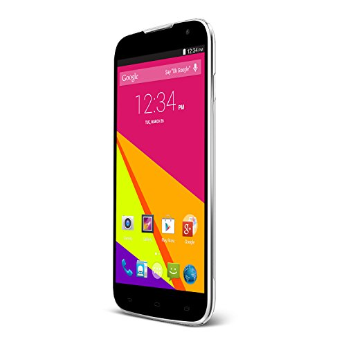 BLU Studio 6.0 HD Smartphone - GSM Unlocked - White
