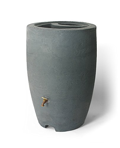 Algreen-Products-Athena-50-Gallon-Rain-Barrel-with-Brass-Spigot-Charcoalstone