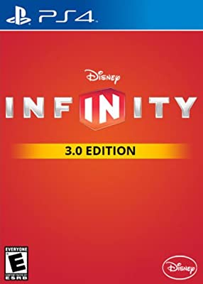 Disney Infinity 3.0 PS4 Standalone Game Disc Only