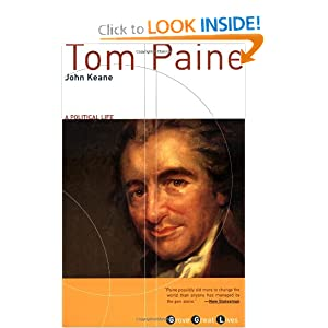 Tom Paine: A Political Life (Grove Great Lives) John Keane