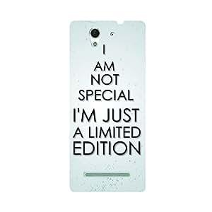 Digi Fashion premium printed Designer Case for Sony Xperia C3 Dual