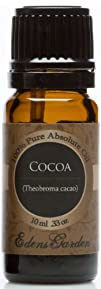 Cocoa 100 Pure Therapeutic Grade Absolute Oil- 10 ml
