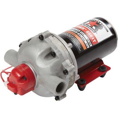 Northstar Nsq Series 12V On-Demand Diaphragm Pump - 5.5 Gpm @ 60 Psi