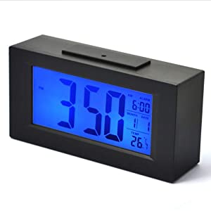 Hito 6 Smart Simple And Silent Alarm Clock