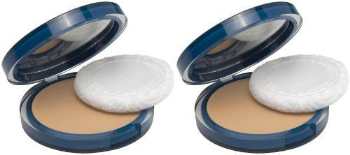 Covergirl Clean Pressed Powder, Oil Control, Soft Honey 555 front-63308