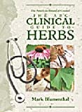The ABC Clinical Guide to Herbs (3131323914) by Blumenthal
