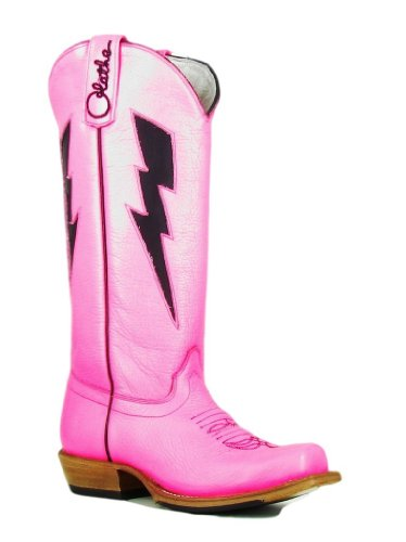 Little Girls Pink Cowboy Boots