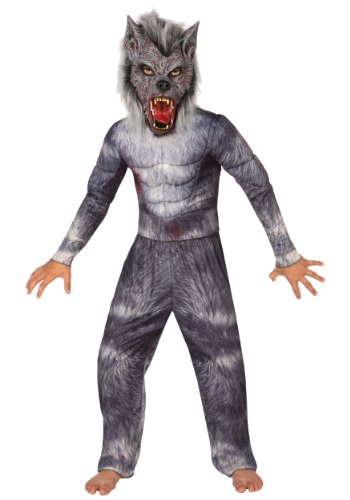 Big Boys' Werewolf Costume