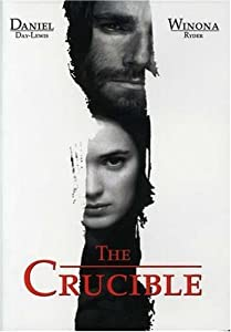 "Cover of ""The Crucible"""