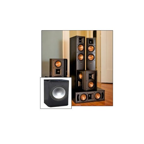 Klipsch Rf-42Ii Home Theater System-Free Sub