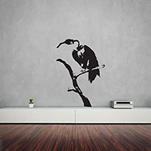 banksy the petrol scavenger wall art wandtattoo k che haushalt. Black Bedroom Furniture Sets. Home Design Ideas