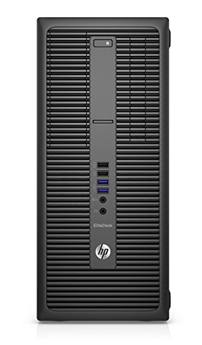 HP EliteDesk 800 G2 3.4GHz i7-6700 Microtorre Nero
