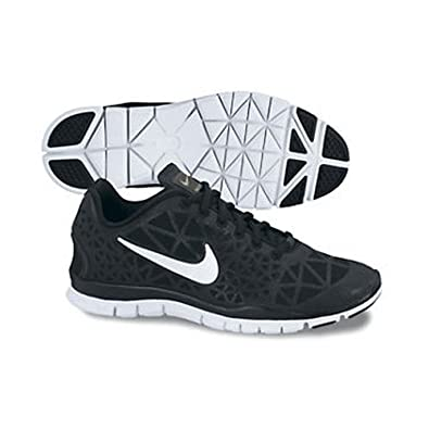 nike free tr fit 3 black and white