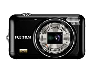 Fujifilm FinePix JZ300 12 MP Digital Camera with 10x Wide Angle Optical Zoom and 2.7-Inch LCD (Black) (OLD MODEL)
