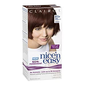 Amazon Com Clairol Nice N Easy Non Permanent Hair Color