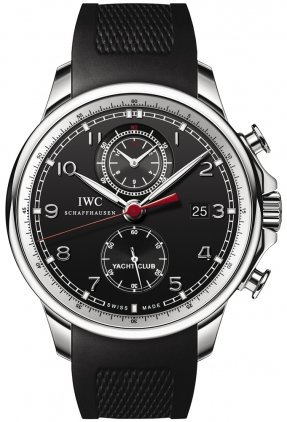 IWC Portuguese Yacht Club Chronograph Mens Watch IW390210