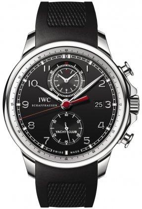 IWC Portuguese Yacht Club Chronograph Mens Watch IW390210
