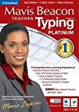 MAVIS BEACON TEACHES TYPING PLATINUM 20 (WIN XPVISTA)