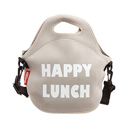 Bergner Happy lunch - Portapranzo,  30 x 30 x 17 cm
