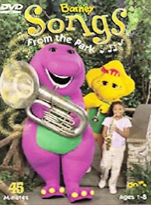 Songs From The Park / Read With Me front-387554