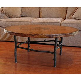 "South Fork 42"" Round Coffee Table"