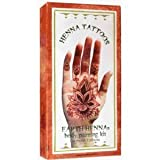 Earth Henna Henna Tattoos Body Painting Kit 1 Kit