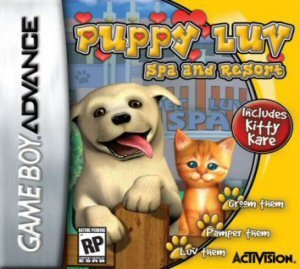 Puppy  &  Kitty Luv: Spa  &  Resort - Gameboy Advance