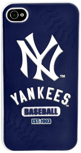Forever Collectibles New York Yankees Retro Hard Snap-On Apple iPhone 4 & 4S Case