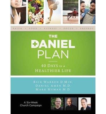 [ The Daniel Plan Study Guide With Dvd: 40 Days To A Healthier Life (Daniel Plan The) - Ips ] By Warren, Rick ( Author) 2013 [ Paperback ]