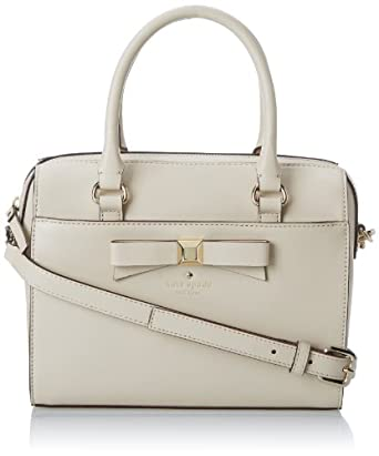 Kate Spade New York Holly Street Ashton Satchel Ostrich Egg One Size