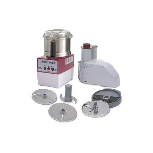 Robot Coupe R2 DICE ULTRA Vertical Chute Food