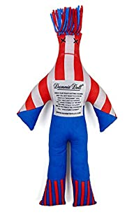 Dammit Doll – Win Dammit Doll – The Allstar – Navy & Red – Stress Relief – Gag Gift – Sports Teams