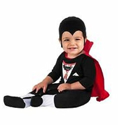 Rubie's Lil' Movers Vampire Costume 6-12 Months