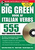 img - for The Big Green Book of Italian Verbs (Book w/CD-ROM) (Big Book of Verbs Series) 1st (first) edition Text Only book / textbook / text book