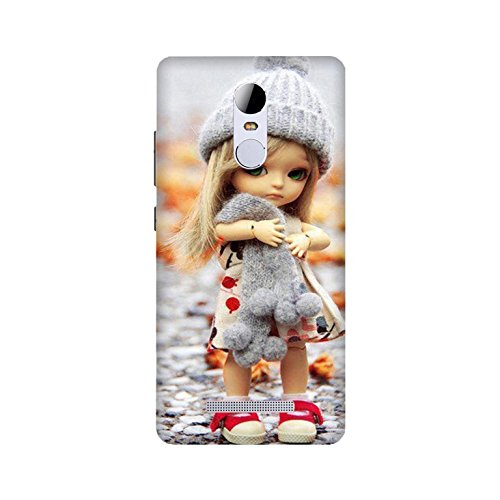 quality design ad02e 17617 theStyleO Sad Doll Designer Printed Mobile Back Case Cover for Xiaomi Redmi  Note 3