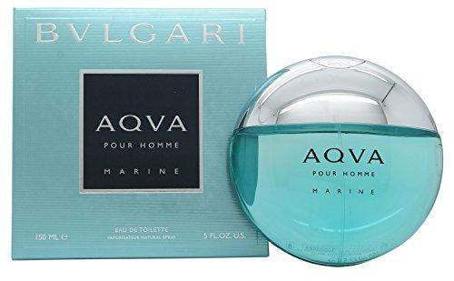Bvlgari Aqva pour Homme Marine Eau de Toilette Spray 150 ml
