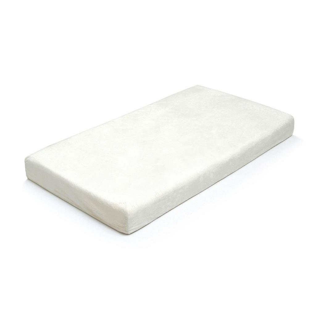 My First Mattress Memory Foam Crib Mattress With Waterproof Cover Memory Foam