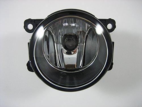 2 x HID White H3 6000K Cree 50W LED Fog Light Bulb DRL For Subaru Cadillac Kia