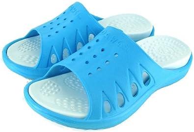 Dawgs Womens 'Premium Slides' Sandals Shoes DAWDSE, US 9