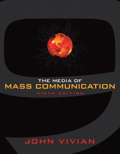 Media of Mass Communication Value Package (includes MyCommunicationLab CourseCompass with E-Book Student Access ) (9th E