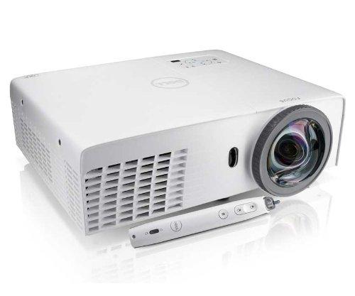 Dell S320Wi Lcd 3D Proj Xga 2200:1 3000 Lumens