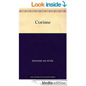 Corinne (French Edition)