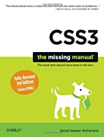 CSS3: The Missing Manual, 3rd Edition Front Cover