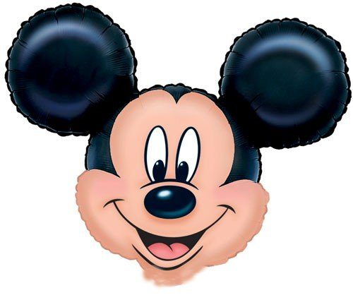 "Mickey Mouse 26"" Super Shape Foil Balloon"
