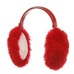 Ear Muffs-Red W20S30F