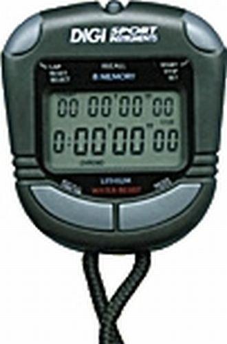 Stoppuhr 8 Memory Multifunktionsuhr DIGI PC-73